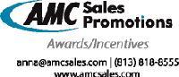 AMC Sales Promotions  logo