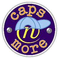 Caps 'n' More logo