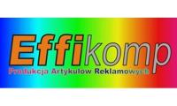EFFIKOMP - Produkcja Artykulów Reklamowych logo
